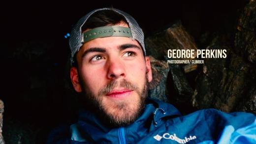 George Perkins - Filmmaker/Photographer/Climber