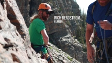 Rich Bergstrom - Climber/ Wise Guy