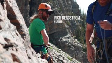 Rich Bergstrom - Climber/ Wise Guy